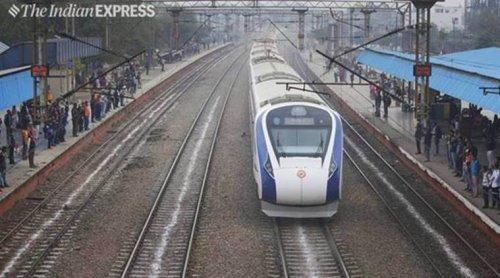On Railway table: New Vande Bharat trains, station revamp model