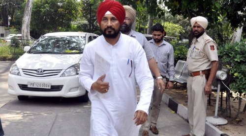 Charanjeet Channi: First Dalit leader to be Punjab CM