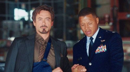 Iron Man star Terrence Howard said Robert Downey Jr owed him 100 mn dollars: 'He took my money, pushed me out'