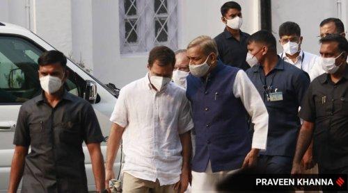 CWC meet: Congress says democracy, economy, security sliding under Modi govt; releases internal election dates
