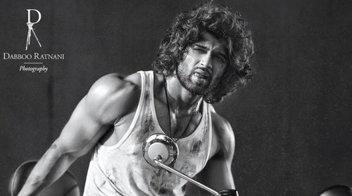 Vijay Deverakonda was 'hesitant' about featuring in Dabboo Ratnani's 2021 calendar, but Shah Rukh Khan helped. Here's how