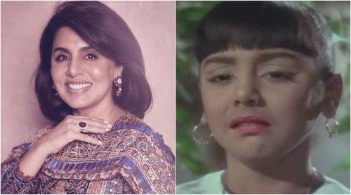 Neetu Kapoor says she put a lot of makeup as child actor in Do Kaliyaan, Soni Razdan responds