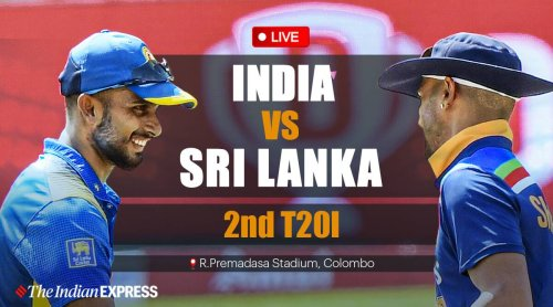 India vs Sri Lanka 2nd T20 Live Cricket Score Updates: Covid-19 hit IND have 11 players to choose from