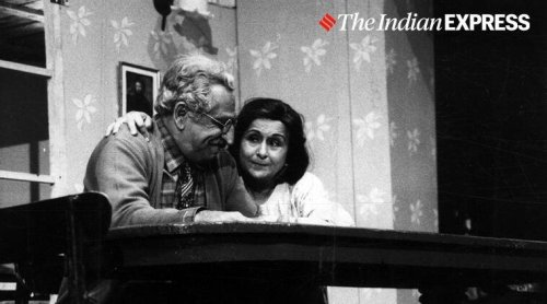 Theatre personality Ruby Patel passes away