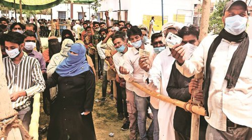 UP panchayat polls: 71 per cent turnout recorded in first phase, repolling ordered in 2 booths