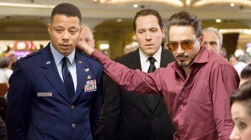When Iron Man's original 'Rhodey' Terrence Howard claimed Robert Downey Jr got him fired