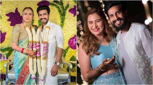 Inside Vishnu Vishal and Jwala Gutta's wedding festivities