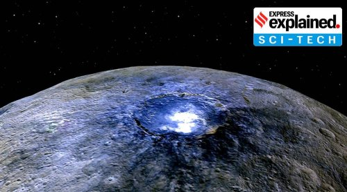 Explained: Dwarf planet Ceres is now an 'ocean world'. What does this mean?