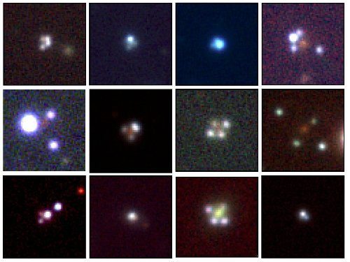 Astronomers discover 12 rare quadruple quasars that can better tell rate of universe expansion