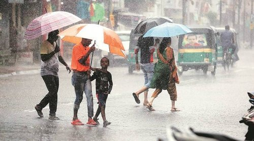 IMD issues alert for heavy rainfall, tidal wave warning from May 13 to 15