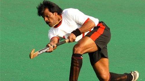 Dhanraj Pillay writes: 'I tried to model my game around Kaushik sir's'