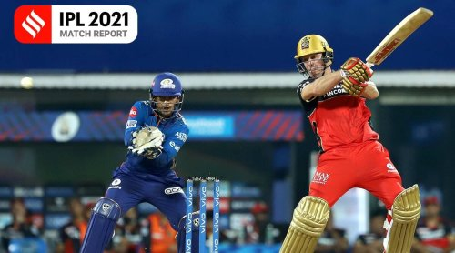 IPL 2021, MI vs RCB Report: A proven saviour, and an unexpected one