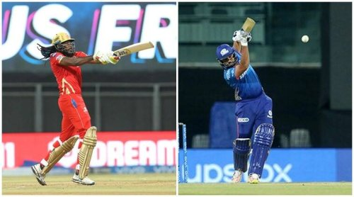 I have more fours than him: Rohit Sharma on IPL comparison with Chris Gayle