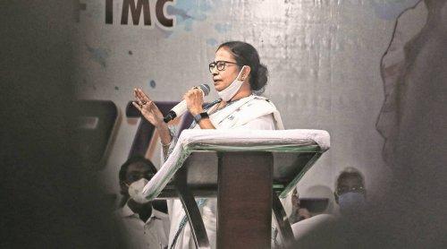 Mamata Banerjee warns BJP of khela hobe in Goa, UP, Assam and Tripura