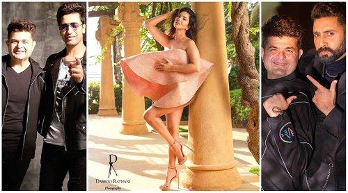 Dabboo Ratnani's 2021 calendar: Tara Sutaria, Sunny Leone, Vicky Kaushal, Vidya Balan sizzle it up