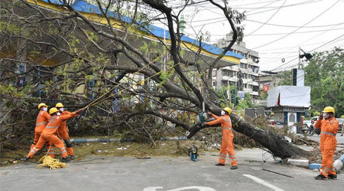 Cyclone Amphan of 2020 resulted in USD 14 billion economic losses in India: UN report