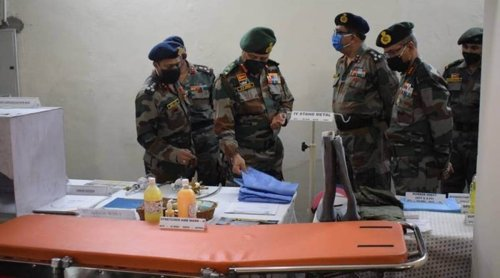 No bed in Delhi military hospital, retd Brig dies while being taken by son to Chandigarh