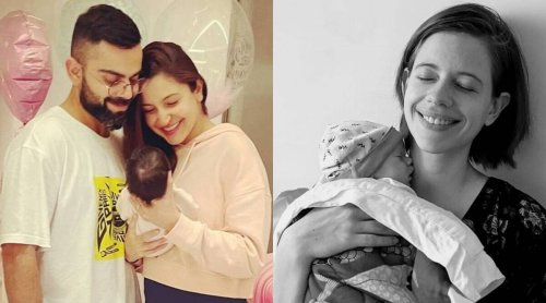 Mother's Day 2021: Anushka Sharma to Kareena Kapoor and Aishwarya Rai, Bollywood's young moms on motherhood