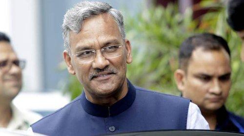 Muslims avoiding Covid vaccination, says former Uttarakhand CM Rawat