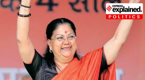 Explained: The many CM faces within the Rajasthan BJP
