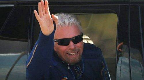 Billionaire Richard Branson flying own rocket to space