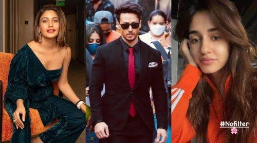 Tiger Shroff, Disha Patani, Madhuri Dixit: 11 celebrity photos you should not miss today