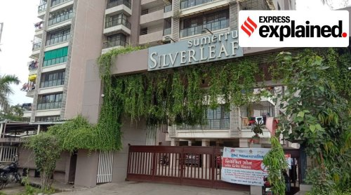 Explained: Covid restrictions in two Surat apartments after 16 fully vaccinated people test positive