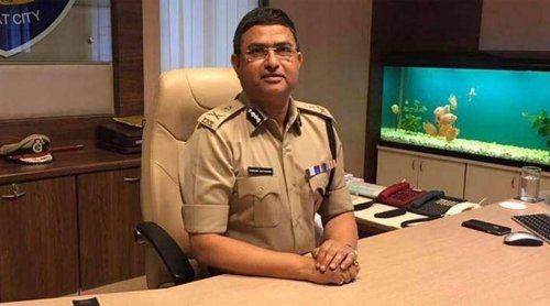 Congress questions appointment of Rakesh Asthana as Delhi Police chief