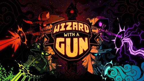 Wizard with a Gun – Koop Survival mit schießwütigen Zauberern