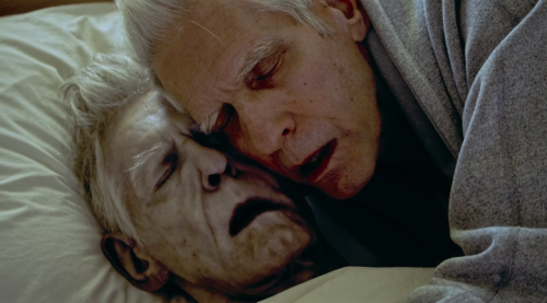 David Cronenberg Created a One-Minute Short Film Imagining His Death, and You Can Own it
