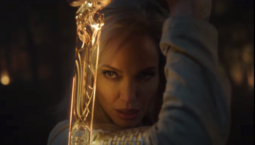 'Eternals' First Footage: Oscar Winner Chloé Zhao Enters the MCU with Angelina Jolie and More
