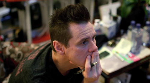 Jim Carrey Is Now an Amazing Painter and His Art Documentary Is Going Viral — Watch