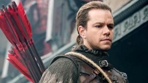 Matt Damon Admits He Knew 'The Great Wall' Was Going to Be a Disaster as He Was Filming It