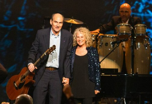 James Taylor and Carole King Concert Documentary Coming from 'Bee Gees' Team