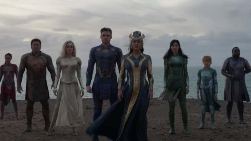 'Eternals' Review: The MCU Confronts God Itself in Chloé Zhao's Huge but Overly Familiar Superhero Epic