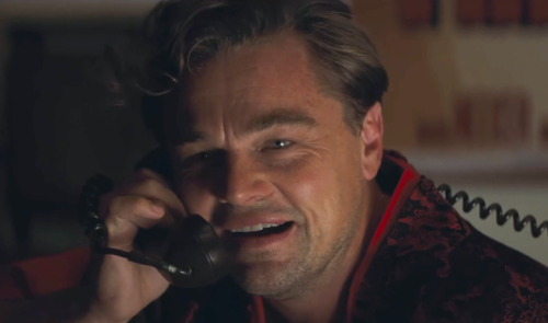 'Once Upon a Time in Hollywood' Never-Before-Seen Footage Debuts in Trailer for Tarantino's New Book