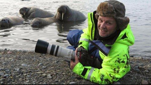 Doug Allan Captured Images We'd Never Seen Before