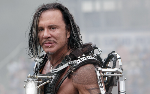 Mickey Rourke Prefers 'Real Acting' Over 'That Crap' Acting in Marvel Movies