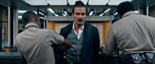 Frank Grillo Slams 'Copshop' for Editing His 'Colorful' Performance