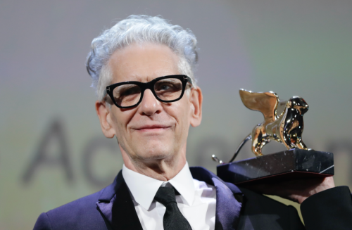David Cronenberg Returns: Sci-Fi Movie 'Crimes of the Future' Sets 30-Day Shoot in Greece