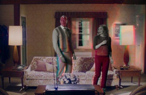 'WandaVision': How Marvel Went Retro for Recreating the TV Sitcom World With VFX