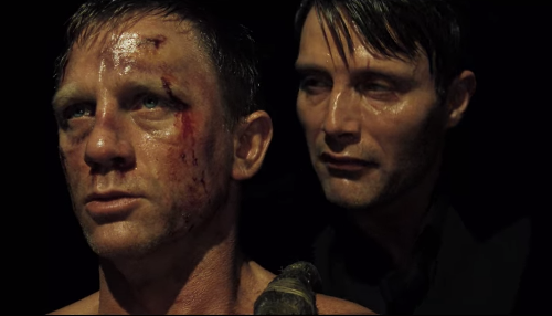 Daniel Craig, Mads Mikkelsen Wanted 'Casino Royale' Nude Torture Scene More 'Brutal and Insane'