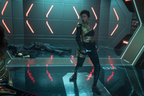 'Star Trek: Discovery': The Changing Makeup and Hair Looks of Michael Burnham in a Trippy Season 3