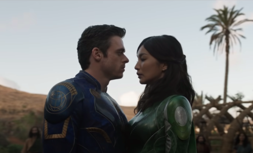 Chloé Zhao Touts Sersi in 'Eternals' as 'Nuanced Female Superhero' the Genre Rarely Sees