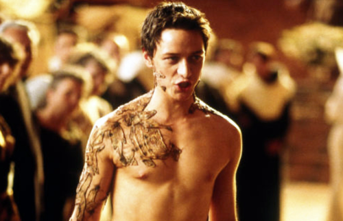 James McAvoy Learned a Valuable Lesson About Sci-Fi After Starring in 2003 'Dune' Series