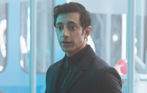 Riz Ahmed Realized After 'Venom' That He Didn't Yet Have the 'Skill Set' to Act in Blockbusters
