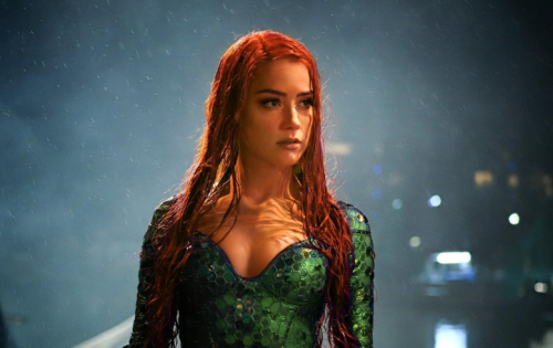 'Aquaman 2' Producer Shuts Down Johnny Depp Fans Over Pressure to Fire Amber Heard