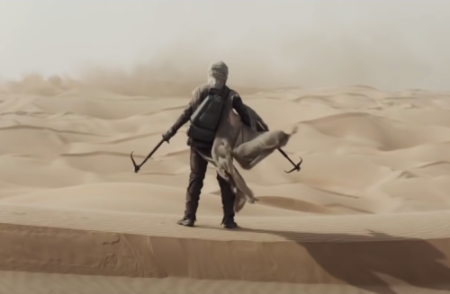 Why Denis Villeneuve Shot 'Dune' During Abu Dhabi's Hottest Months: 'Strange Haze in the Air'