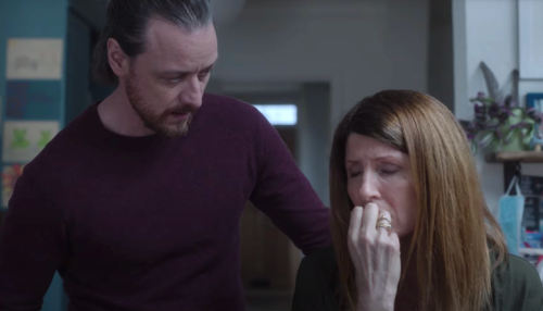 'Together' Trailer: James McAvoy and Sharon Horgan in Scenes from a Quarantined Marriage