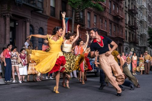 Stephen Sondheim Says New 'West Side Story' Is 'Terrific': 'Spielberg and Kushner Really Nailed It'